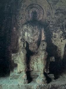 Xiangtangshan Caves