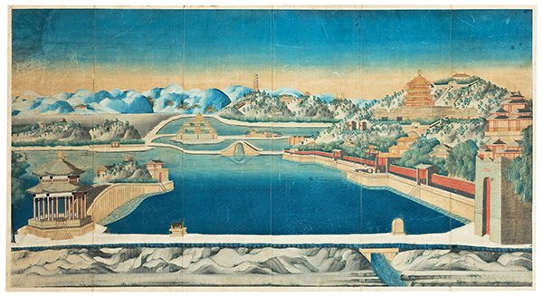 Painting of the Summer Palace