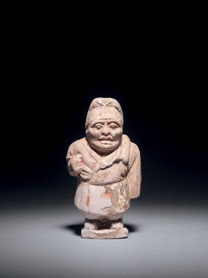 Pottery dwarf
