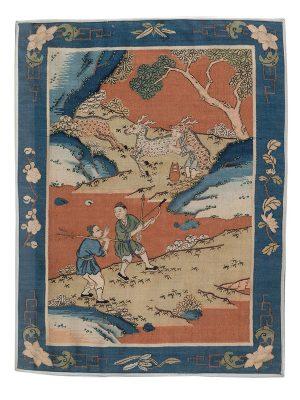 Kesi tapestry panel