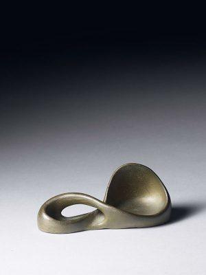Bronze sculpture by Y. Jida