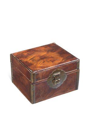 Huanghuali square box
