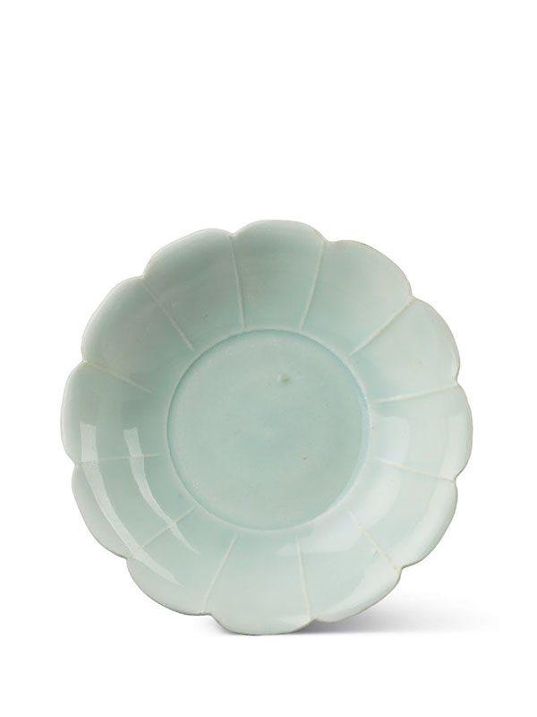 Qingbai porcelain saucer