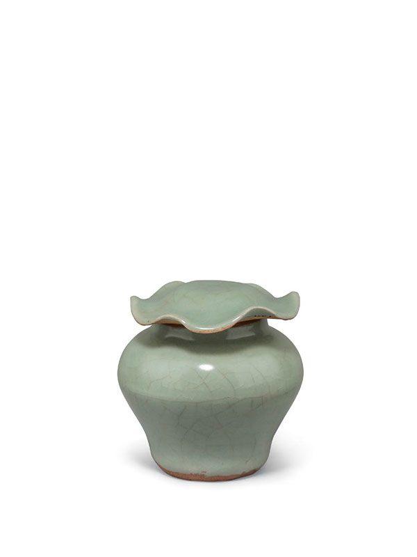 Longquan stoneware jar