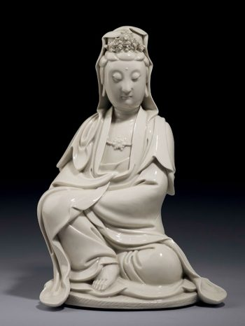 Dehua figure of Guanyin
