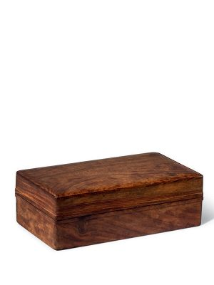 <em>Huanghuali</em> stationery box