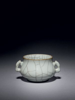 <em>Ge</em>-type porcelain censer