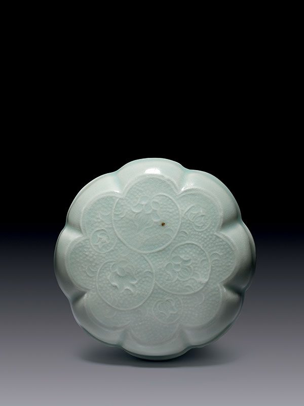 Qingbaiporcelain cosmetic box