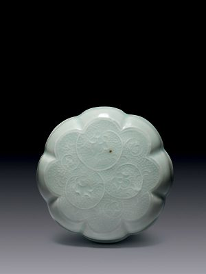 <em>Qingbai</em> Porcelain Cosmetic Box
