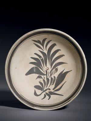 <em>Cizhou</em> Stoneware Dish