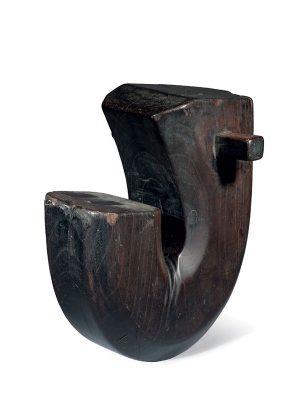 Ebisu Type Wood Kettle Hanger Hook