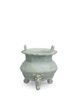 Qingbai porcelain incense burner