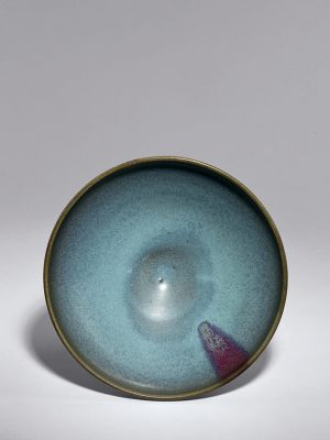 Jun stoneware bowl