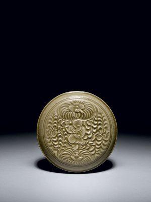 Yue stoneware box