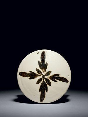 Cizhou stoneware box