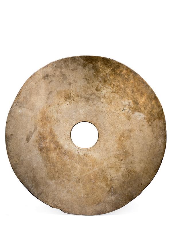 Jade Disc, Bi