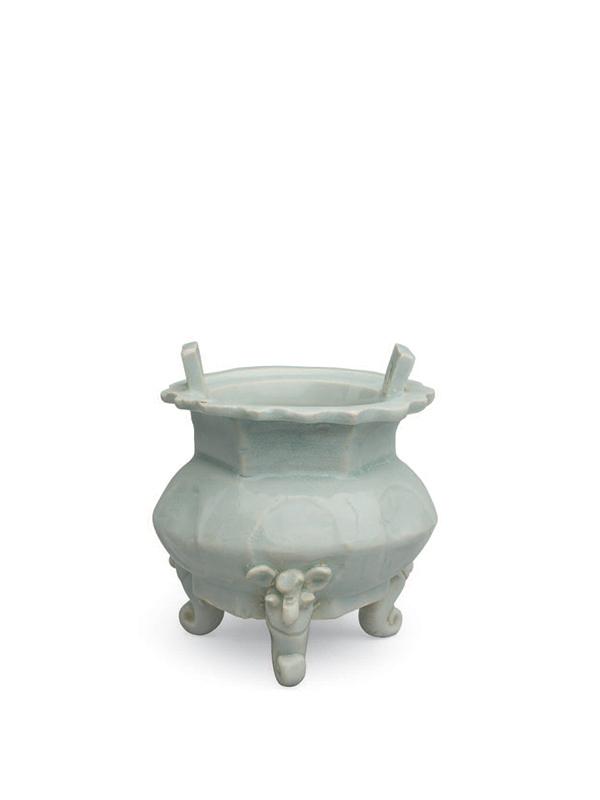 Qingbai porcelain incense burner