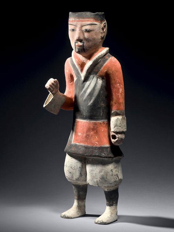 Pottery Warrior