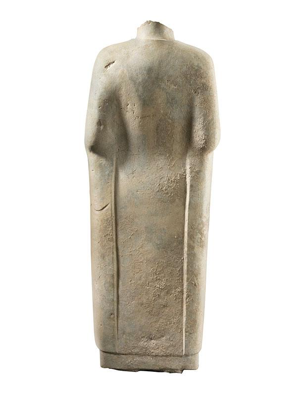 Limestone Buddha