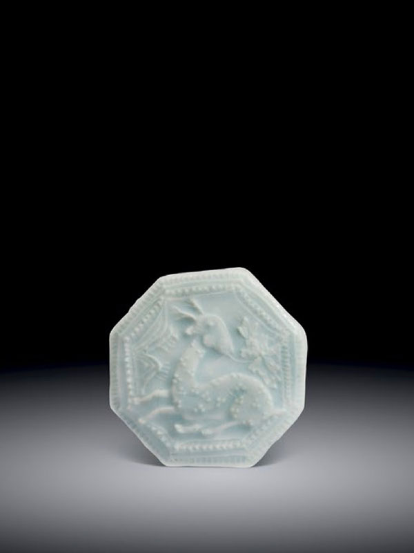 <em>Qingbai</em> porcelain octagonal box