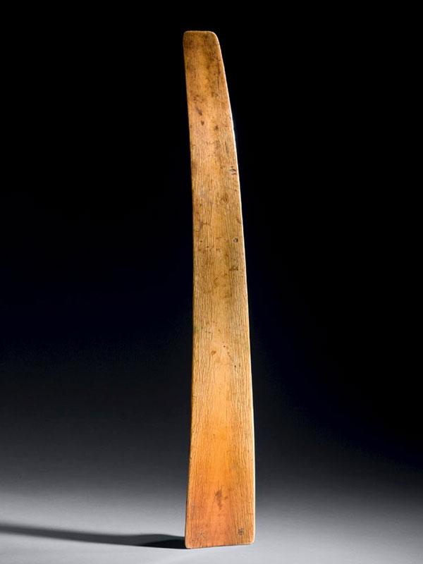 Ivory court tablet, hu