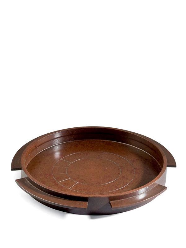 Bronze Dish