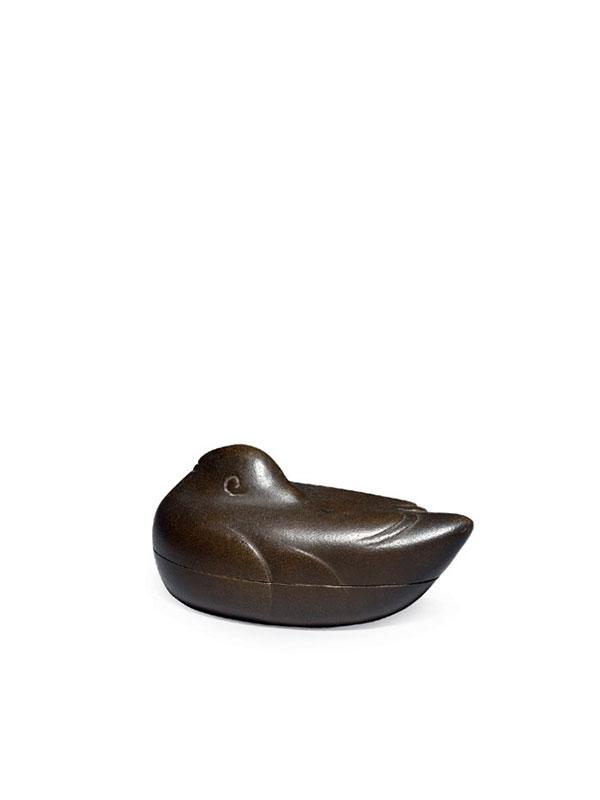 Bronze Duck Box