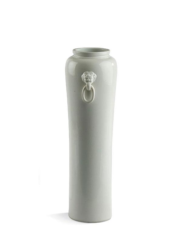 Tobe Ware Porcelain Vase In The Korean Style
