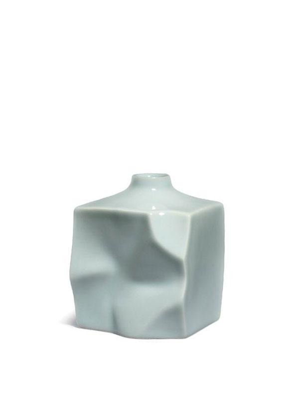 Porcelain Bottle by Suzuki Osamu (1926-2001)