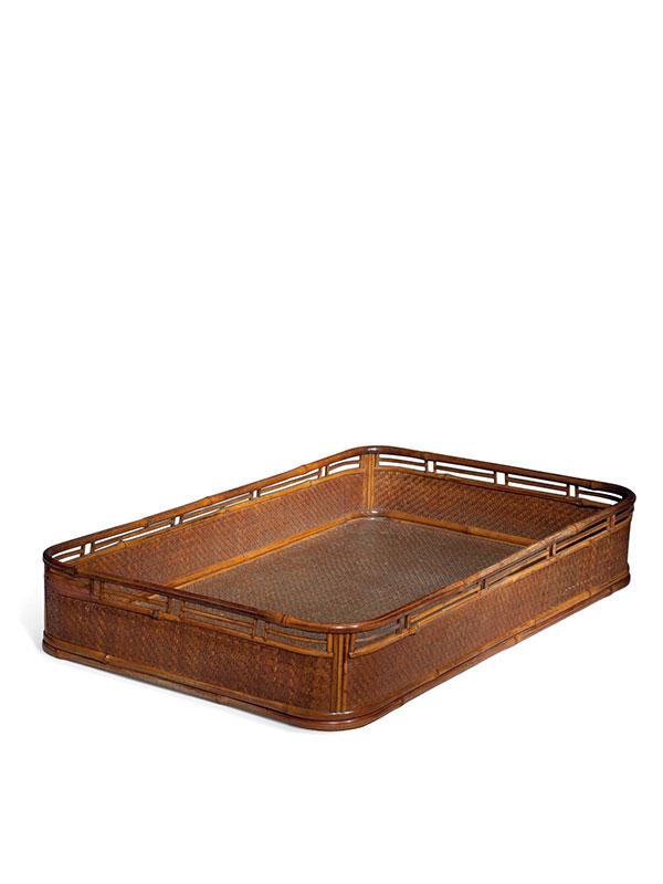 Basket Ware Kimono Tray