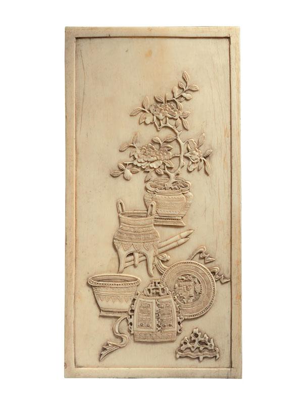 Ivory panel