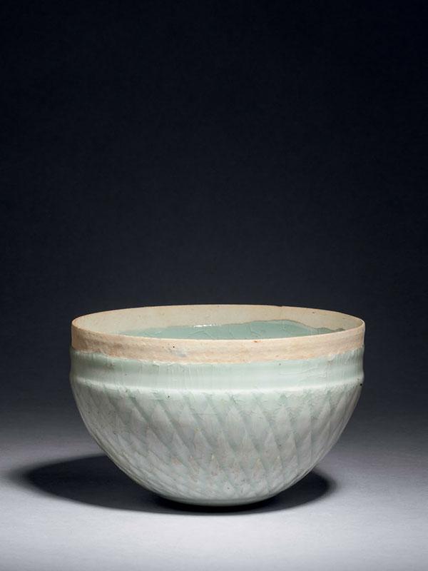 Qingbai porcelain deep bowl