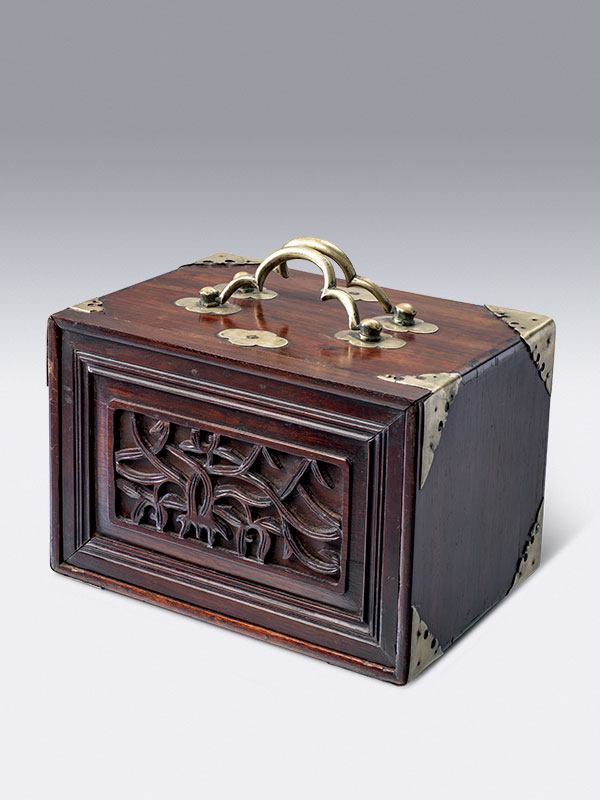 Huanghuali carrying case