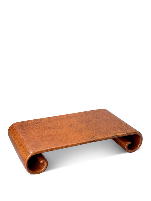 Huamu scroll-form table, juan shu shi xiaoji