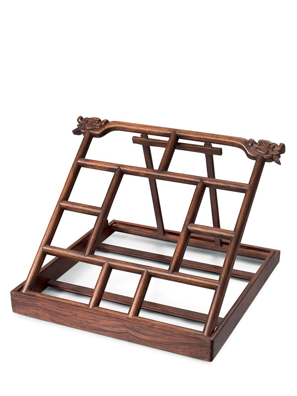 Huanghuali book stand